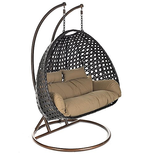 Home Deluxe – Polyrattan Hängesessel - 6